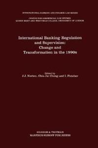 International Banking Regulation and Supervision