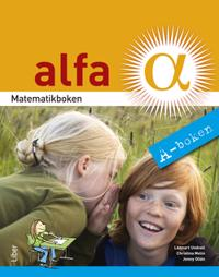 Matematikboken Alfa A