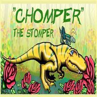 Chomper the Stomper: The Adventure to Find a Lost Toothbrush.
