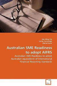 Australian SME Readiness to Adopt AIFRS