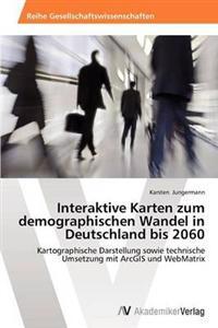 Interaktive Karten Zum Demographischen Wandel in Deutschland Bis 2060