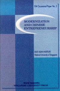 Modernization and Chinese Entrepreneurship