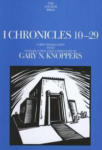 I Chronicles 10-29