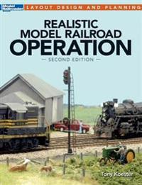 Realistic Model Railroad Operation
