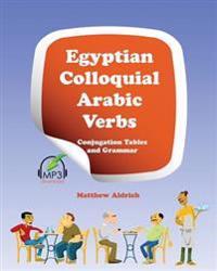 Egyptian Colloquial Arabic Verbs: Conjugation Tables and Grammar
