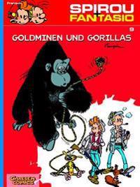 Spirou und Fantasio. Goldminen und Gorillas. (Bd. 9)