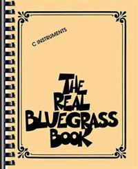 The Real Bluegrass Book, C Instruments