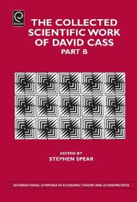 The Collected Scientific Work of David Cass
