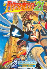 Eyeshield 21, Volume 2: The False Hero