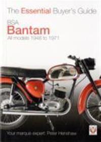 BSA Bantam: All Models 1948 to 1971
