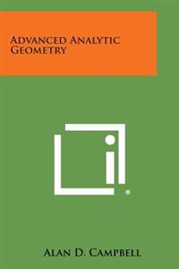 Advanced Analytic Geometry