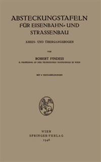 Absteckungstafeln F r Eisenbahn- Und Strassenbau