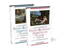 A New Companion to English Renaissance Literature and Culture, 2-Volume Set