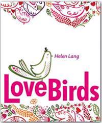 Love Birds: Quicknotes -- Greeting, Thank You & Invitation Cards in a Reuseable Flip-Top Box Decorated with Modern Illustrations