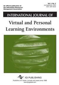 International Journal of Virtual and Personal Learning Environments, Vol 1 ISS 3