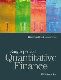 Encyclopedia of Quantitative Finance, 4 Volume Set