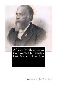 African Methodism in the South: Or Twenty-Five Years of Freedom