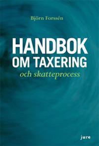 Handbok om taxering och skatteprocess
