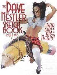 Dave Nestler Sketchbook 2