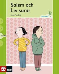 Läshoppet Nivå 2 - Max, 4 titlar