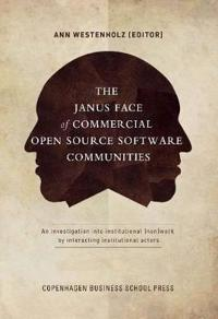 The Janus Face of Commercial Open Source Software Communities
