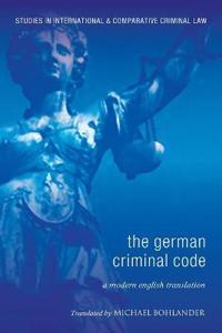 The German Criminal Code