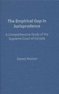 The Empirical Gap in Jurisprudence