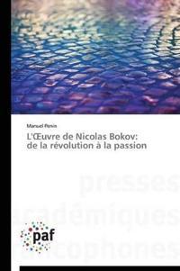 L' Uvre de Nicolas Bokov