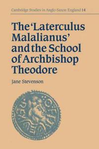Cambridge Studies in Anglo-Saxon England