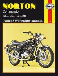 Norton Commando Owners Workshop Manual, No. 125: '68-'77