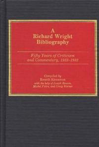 A Richard Wright Bibliography