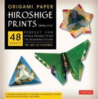 Origami Paper Hiroshige Prints - Small 6 3/4