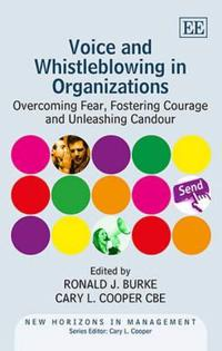 Voice and Whistleblowing in Organizations