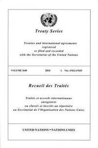 Treaty Series 2640