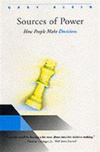 Sources of power - how people make decisions