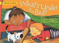 Wonderwise: whats under the bed?: a book about the earth beneath us