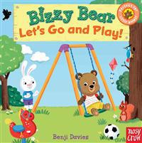 Bizzy Bear: Let's Go and Play!