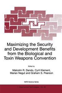 Maximising the Security and Development Benefits from the Biological and Toxin Weapons