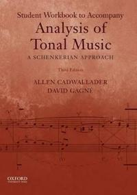 Analysis of Tonal Music