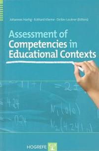 Assessment of Competencies in Educational Settings