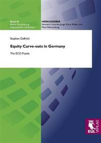 Equity Carve-Outs in Germany