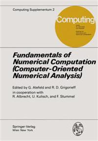 Fundamentals of Numerical Computation