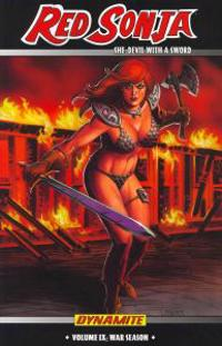 Red Sonja, She-Devil With a Sword 9