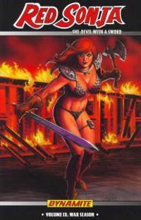 Red Sonja: She-Devil With a Sword Volume 9