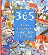 365 kivaa piirustus- ja maalaustehtävää