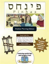 Bar/Bat Mitzvah Survival Guides: Pinhas (Shabbat Am)