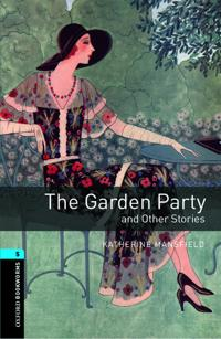 Oxford Bookworms Library  Level 5   The Garden Party and Other Stories - Katherine Mansfield - böcker (9780194792240)     Bokhandel