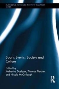 Sports Events, Society and Culture