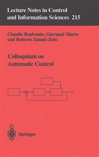 Colloquium on Automatic Control