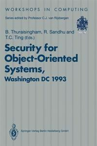 Security for Object-Oriented Systems